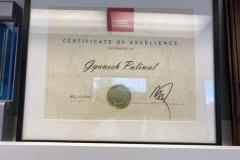 Certificate-Gyanesh-Paliwal