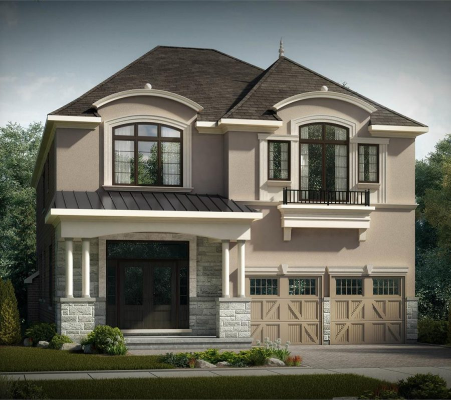 Brand New Preconstruction Crown Collection Mississauga