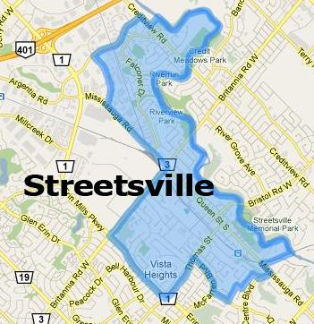 Streetsville, Mississauga
