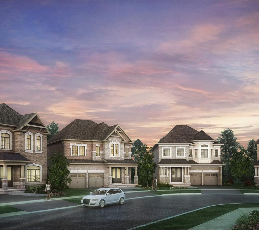 The Oakes Detached Homes
