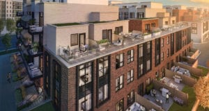 New Preconstruction Townhomes GreenWich Condominiums