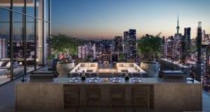 Brand New Preconstruction 55C Residences Condominiums Near Charles Street East