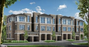 Brand New Preconstruction Townhomes Bemont Residences Islington ave Toronto