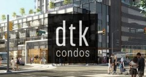 Brand New Preconstruction DTK Condominums Near Duke Street East Kitchener