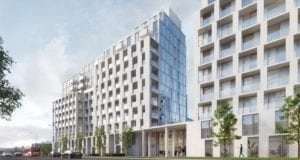 Brand New Preconstruction near 500 Wilson Ave North York Nordic Condominiums