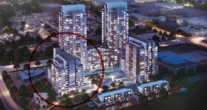 Brand New Preconstruction Tricycle Condominiums near 1151 Markham Road