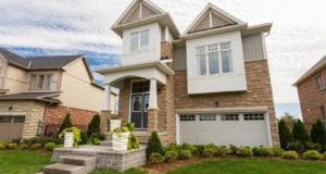 Townhouse & Single family home empire imagine near gold trail niagara falls ON preconstruction