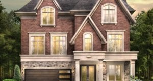 Brand New Preconstruction Single Family detached houses Homes Jewelery of the Meadows Winston Churchill Boulevard Mississauga