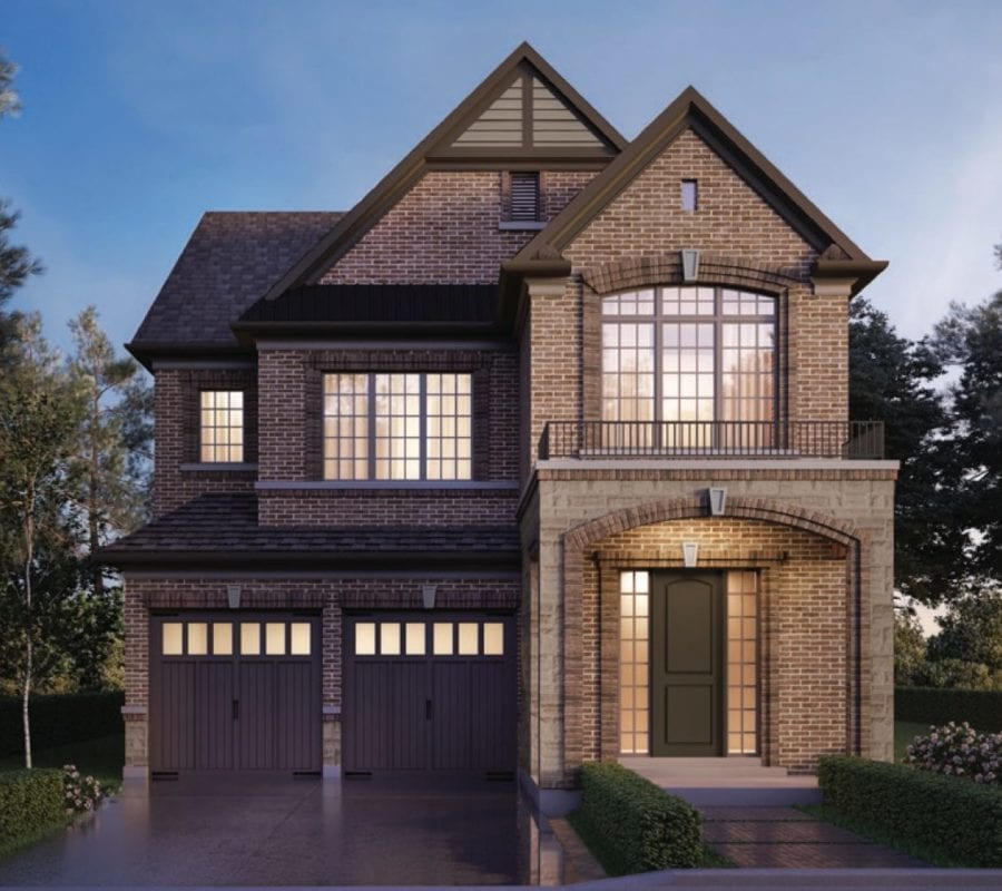 Register Plans & VIP Prices. 45' Detached Luxury Single Family Homes in Oakville