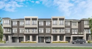 twelve Oaks New Townhouse Richmond Hill Prices Floor Plans