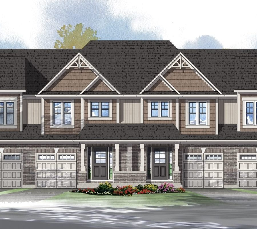 Sparrow Meadows Townhouse and Single Family Silverwood Avenue Floor Plans Prices